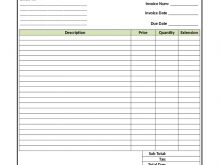 21 Report Quickbooks Blank Invoice Template Formating with Quickbooks Blank Invoice Template
