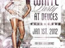 21 Standard All White Party Flyer Template Free Now for All White Party Flyer Template Free