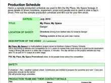 21 The Best Website Production Schedule Template in Photoshop by Website Production Schedule Template
