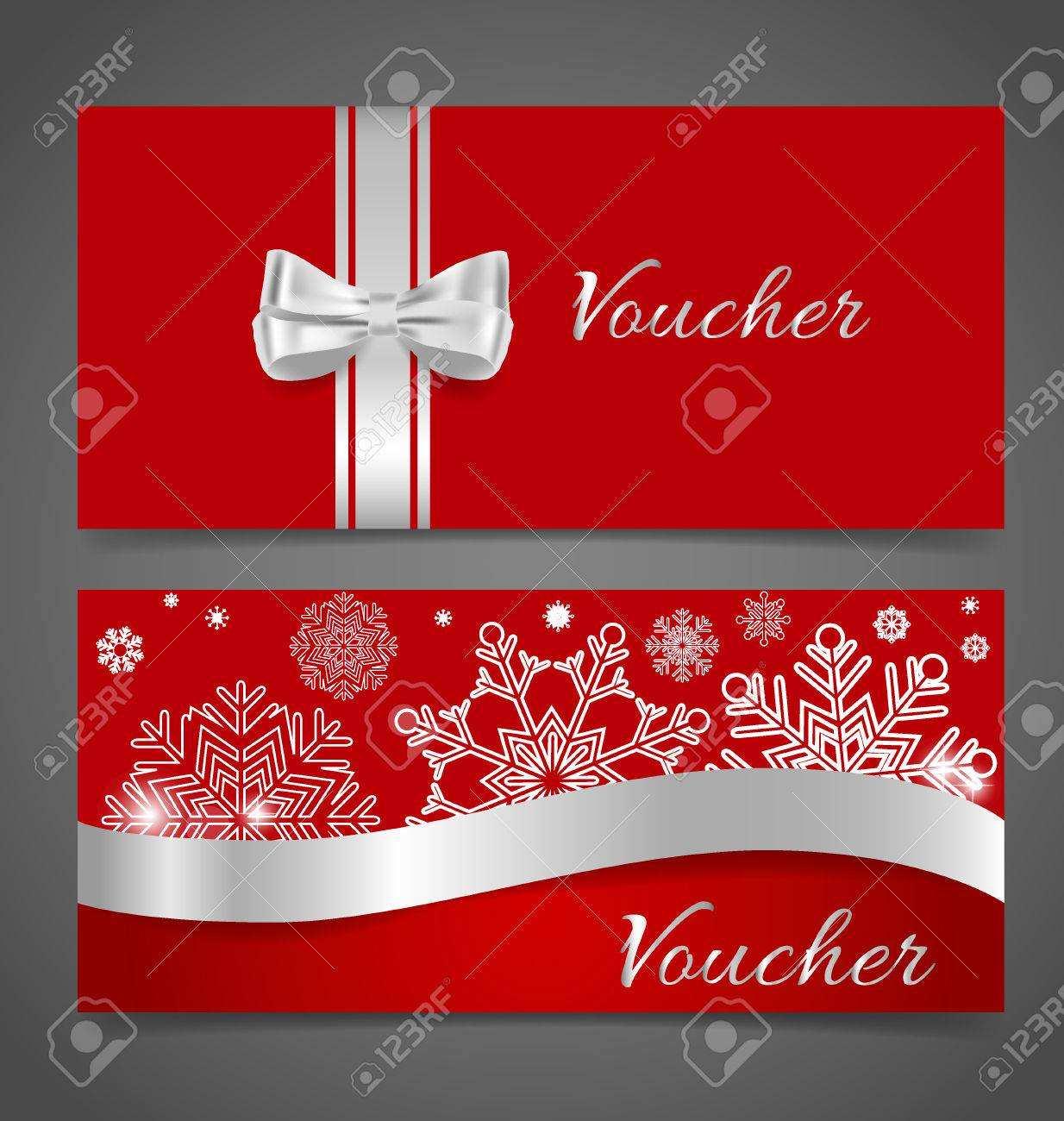 21 Visiting Christmas Savings Card Template in Photoshop with Christmas Savings Card Template