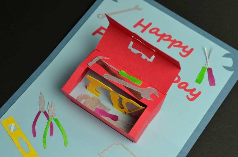 21 Visiting Pop Up Card Templates For Father S Day For Free for Pop Up Card Templates For Father S Day