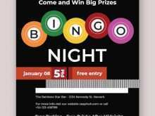22 Adding Bingo Flyer Template Free Formating for Bingo Flyer Template Free