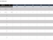 22 Best Class Schedule Template Psd Now by Class Schedule Template Psd