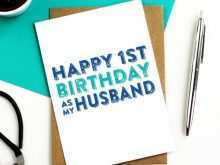 22 Create Birthday Card Template Husband Download for Birthday Card Template Husband