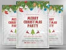 22 Create Christmas Invitation Flyer Template Free by Christmas Invitation Flyer Template Free