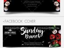 Brunch Flyer Template Free