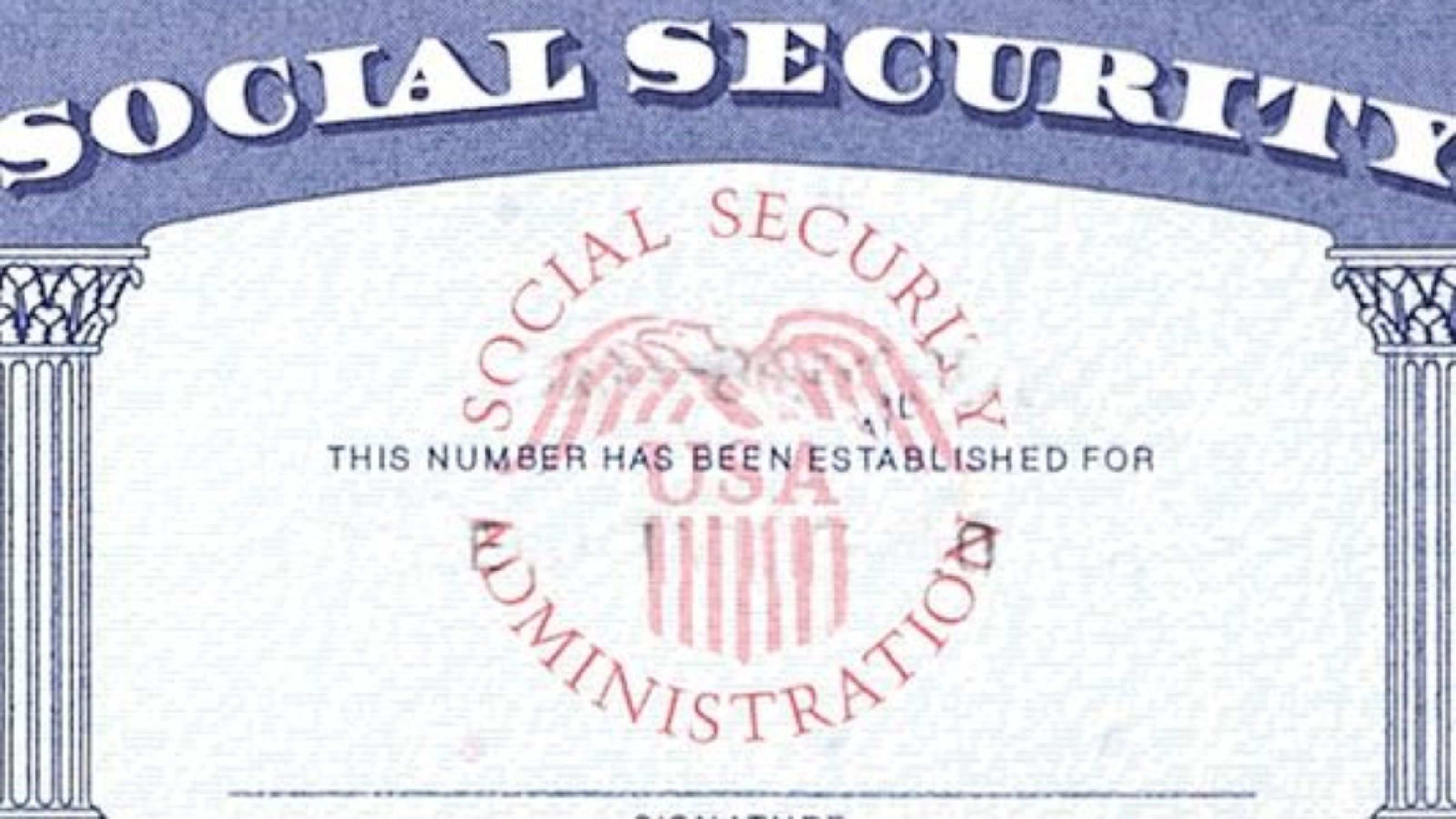 21 Creative Make A Social Security Card Template in Word with Make Throughout Editable Social Security Card Template
