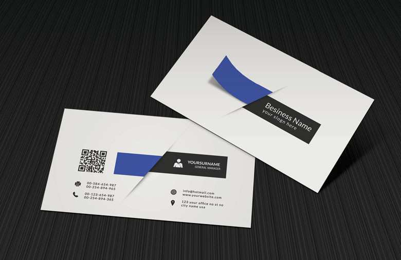 22 Format 3D Business Card Template Free Download in Word by 3D Business Card Template Free Download