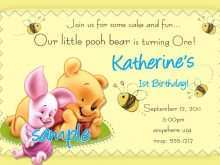 Birthday Card Invitation Templates For Word