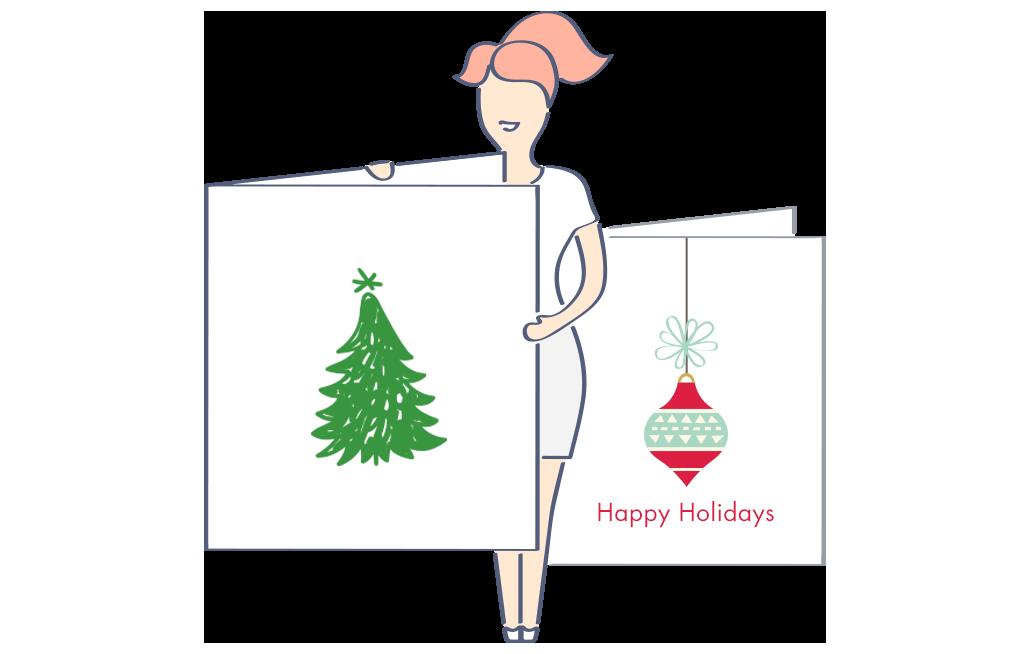 22 Free Printable Christmas Card Templates For Students Photo by Christmas Card Templates For Students