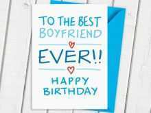 22 How To Create Birthday Card Template Boyfriend Maker with Birthday Card Template Boyfriend