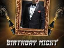 22 How To Create Birthday Flyers Templates For Free with Birthday Flyers Templates