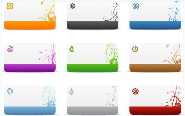 22 Printable Business Card Templates Editable Now by Business Card Templates Editable