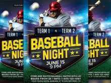 22 Standard Baseball Flyer Template Free Now with Baseball Flyer Template Free