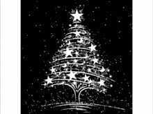 22 Standard Christmas Card Templates Free Black And White Now with Christmas Card Templates Free Black And White