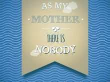 22 The Best Mothers Card Templates Vector Now for Mothers Card Templates Vector
