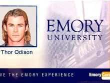 22 Visiting University Id Card Template Layouts with University Id Card Template