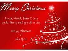 23 Best Free Christmas Card Templates Religious for Ms Word with Free Christmas Card Templates Religious