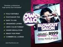 23 Best Salon Flyer Templates Photo by Salon Flyer Templates