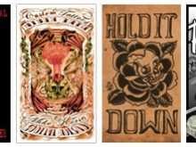 23 Best Tattoo Business Card Template Download Now for Tattoo Business Card Template Download