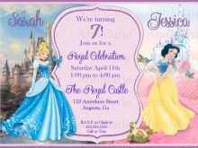 23 Cinderella Birthday Card Template Download with Cinderella Birthday Card Template