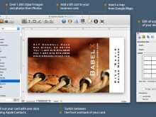 23 Create Business Card Template On Mac With Stunning Design for Business Card Template On Mac