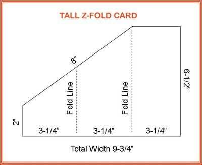 23 Creative 1 4 Fold Card Template Download by 1 4 Fold Card Template