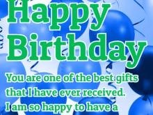 23 Creative Birthday Card Template For Grandson Download with Birthday Card Template For Grandson