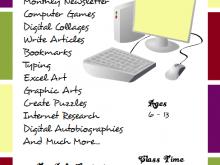 23 Creative Openoffice Flyer Template Templates with Openoffice Flyer Template