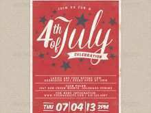 23 Free 4Th Of July Party Flyer Templates in Photoshop with 4Th Of July Party Flyer Templates