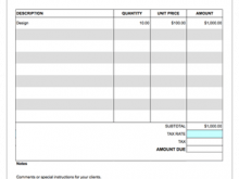 23 Free Invoice Format Doc Layouts for Invoice Format Doc