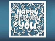 23 Online Free Birthday Card Template Cricut Layouts for Free Birthday Card Template Cricut