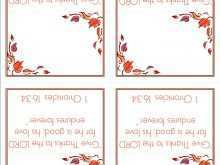 23 Online Free Printable Thanksgiving Place Card Template in Word by Free Printable Thanksgiving Place Card Template