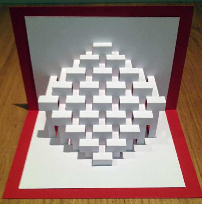 23 Printable Advanced Pop Up Card Templates Layouts by Advanced Pop Up Card Templates