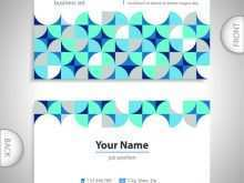 23 Printable Business Card Template Back And Front Templates for Business Card Template Back And Front