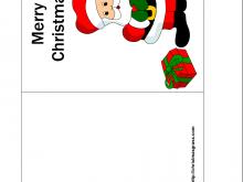 23 Printable Christmas Card Template For Kindergarten PSD File with Christmas Card Template For Kindergarten