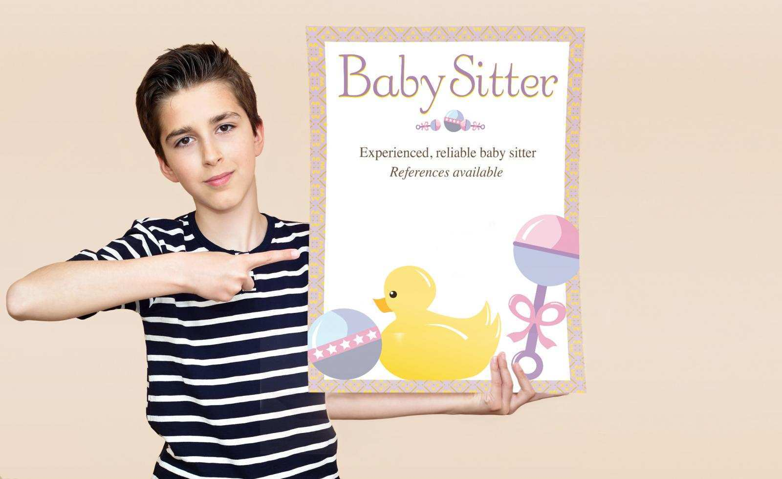 23 Report Babysitting Flyers Templates in Photoshop by Babysitting Flyers Templates