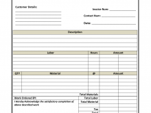 23 Report Construction Invoice Template Nz Formating for Construction Invoice Template Nz