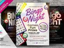 23 Standard Bingo Flyer Template Free Now for Bingo Flyer Template Free