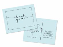 Love Postcard Template