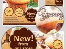 23 Visiting Bakery Flyer Templates Free With Stunning Design with Bakery Flyer Templates Free