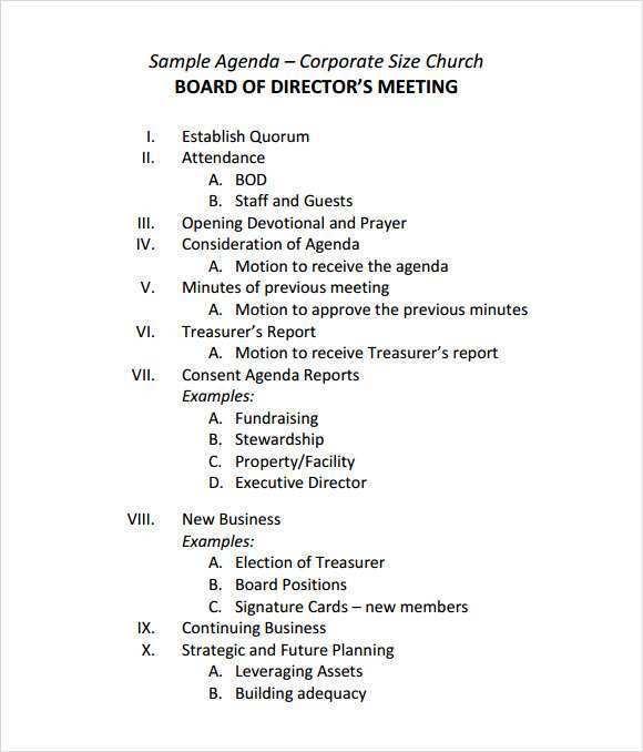 23 Visiting Board Meeting Agenda Template Uk In Word By Board Meeting Agenda Template Uk Cards Design Templates