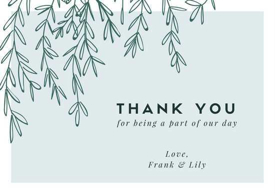 23 Visiting Canva Thank You Card Templates Photo with Canva Thank You Card Templates