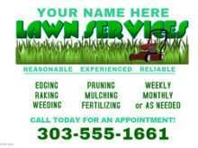 24 Adding Free Lawn Mowing Flyer Template in Word with Free Lawn Mowing Flyer Template