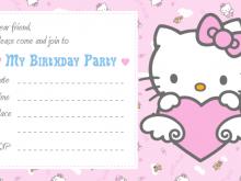 24 Best Birthday Invitation Card Template Pdf Layouts by Birthday Invitation Card Template Pdf