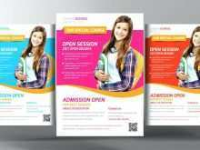 24 Blank Free Education Flyer Templates Maker with Free Education Flyer Templates