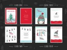 24 Create Christmas Greeting Card Template Psd Layouts with Christmas Greeting Card Template Psd