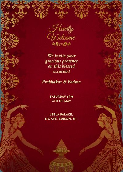 24 Create Invitation Cards Templates For Vastu Shanti Download for Invitation Cards Templates For Vastu Shanti