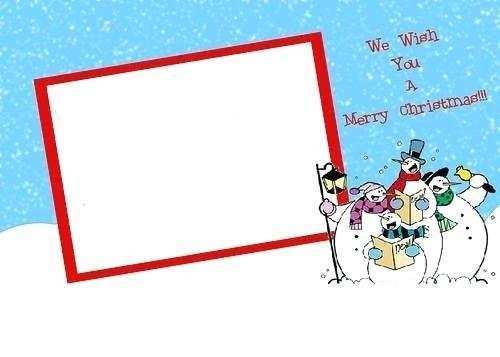 24 Creating Christmas Card Templates For Publisher For Free for Christmas Card Templates For Publisher