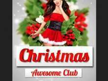 24 Creative Christmas Party Flyer Template Photo by Christmas Party Flyer Template